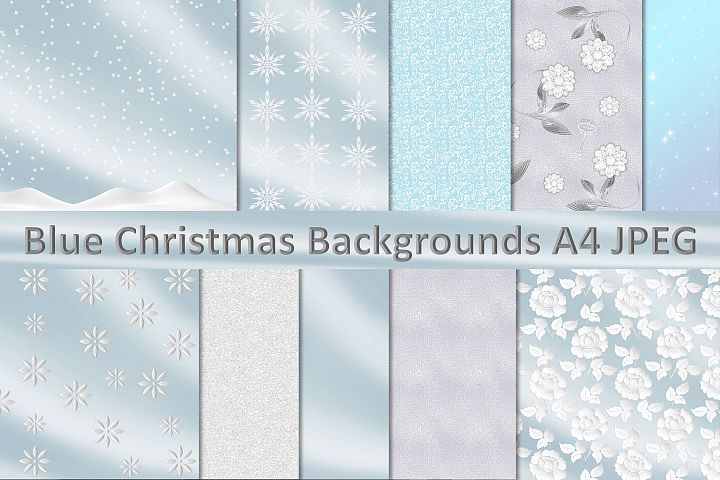 Backgrounds 10 Commercial Use Christmas and Winter