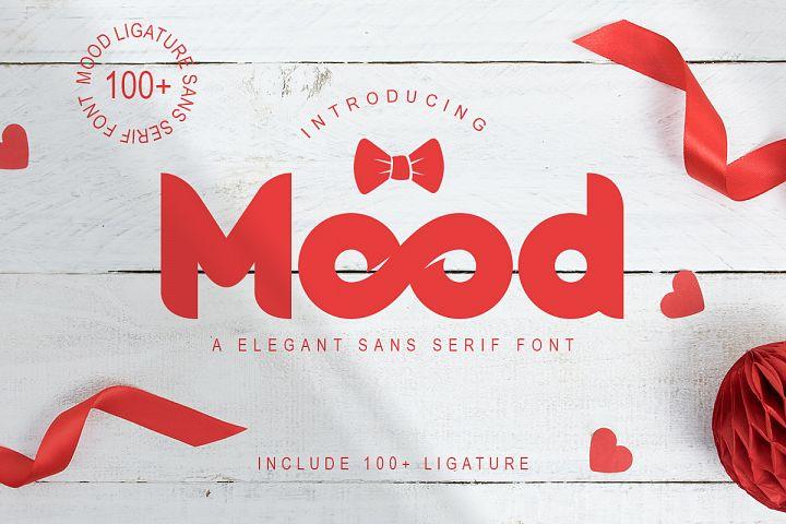 Mood | Sans Serif Font