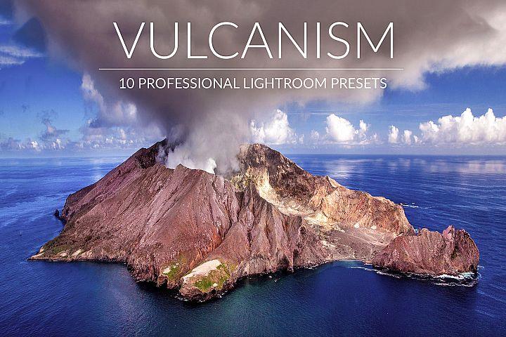 Vulcanism Lr Presets