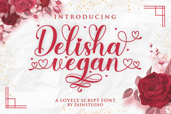 Delisha Vegan