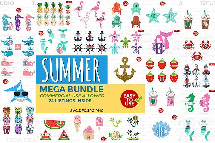 Summer Bundle svg, svg bundle, Summer svg .