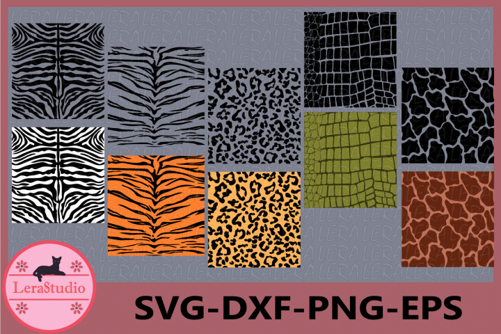 Animal Skin Svg, Spots Svg, Animal Pattern Svg