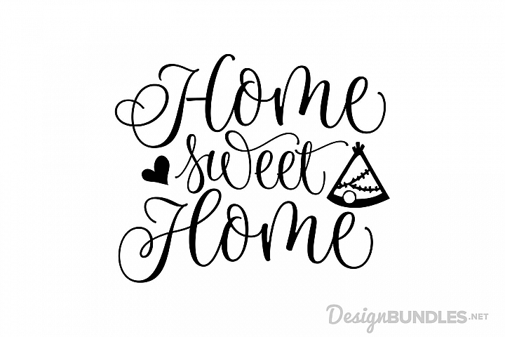 Home Sweet Home example 1