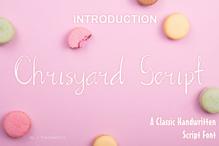 Chrisyard