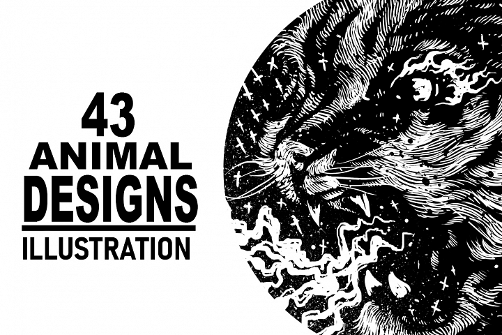 T-Shirt Designs Animal