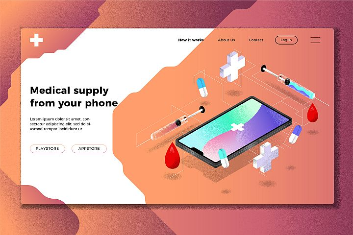 Health & Medical - Banner Page