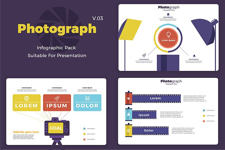 Photography v3 - Infographic
