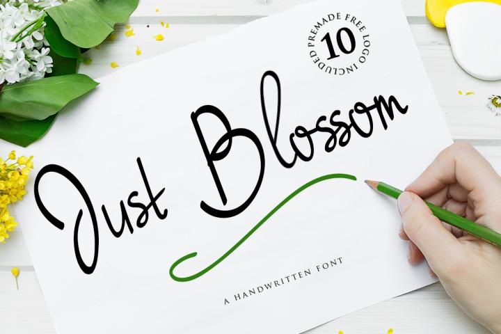 Just Blossom