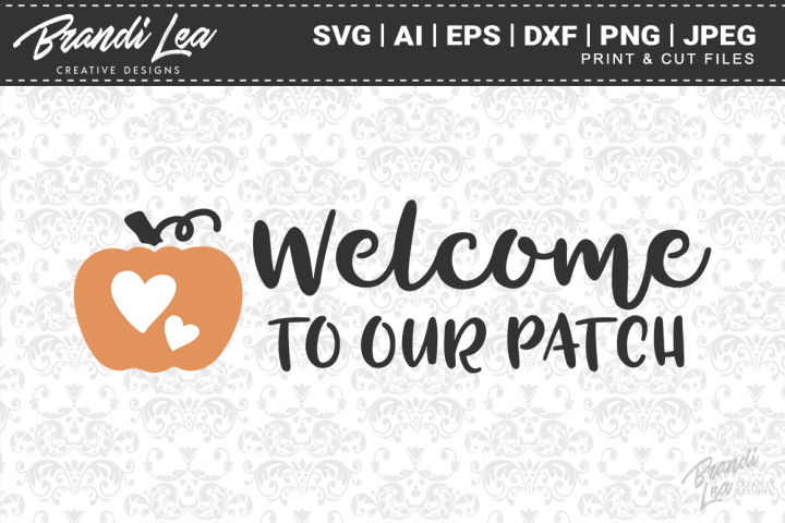 Welcome to Our Patch SVG Cutting Files
