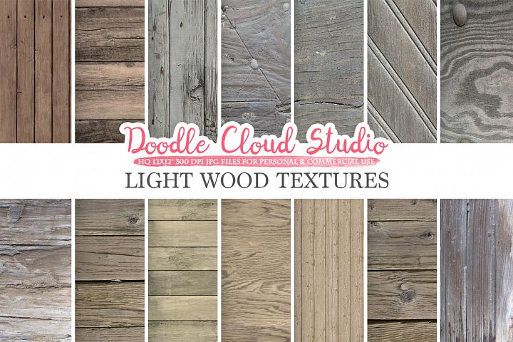 Light Wood digital paper, Shabby Old Wood, Distressed Wood Backgrounds, Real Rustic Wood textures Instant Download Personal & Commercial Use