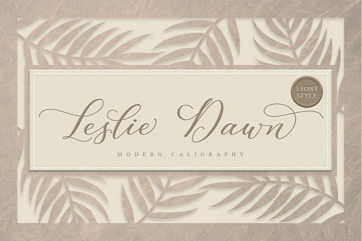 Leslie Dawn Script