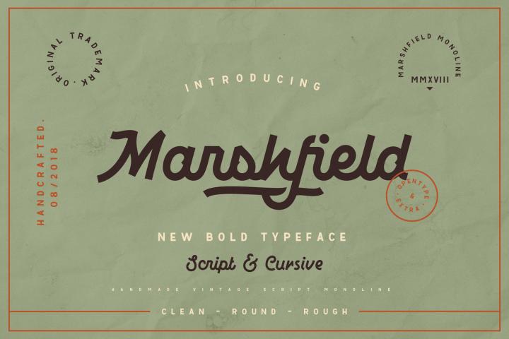 Marshfield Script