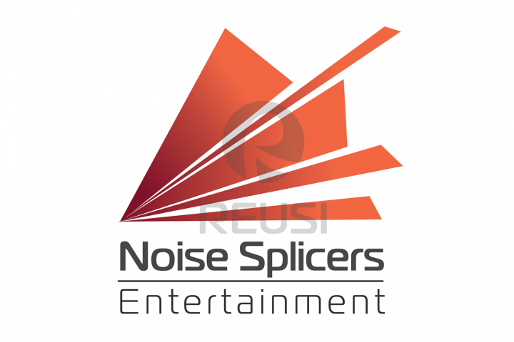 Noise Splicers Logo Template