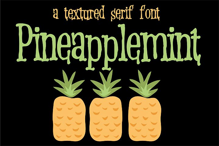 PN Pineapplemint