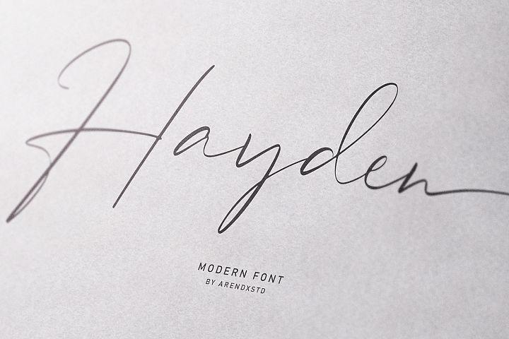 Hayden Script