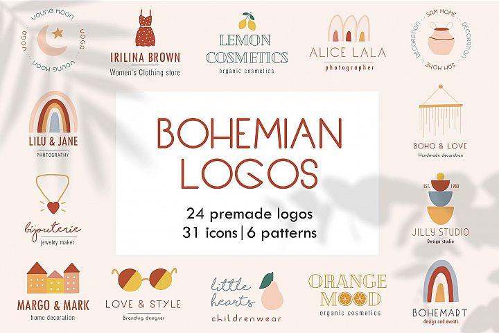Bohemian logos