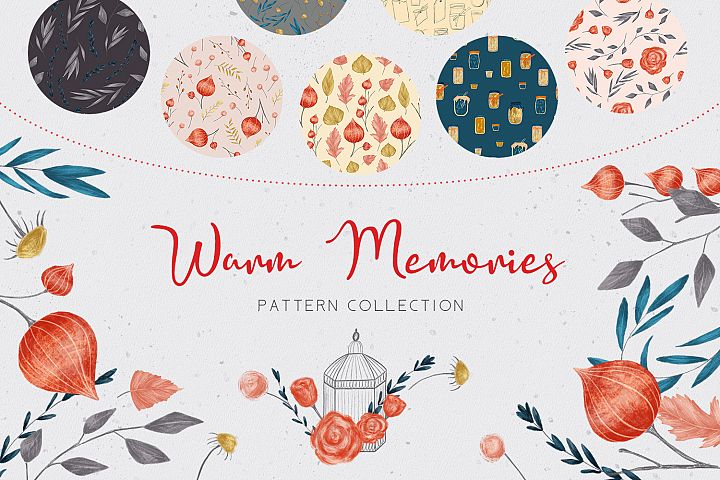 Warm Memories - Patterns