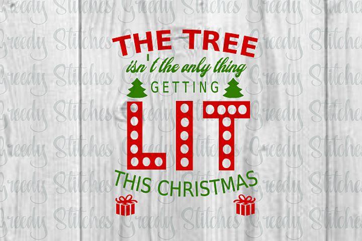 Christmas SVG, DXF, EPS, PNG. Christmas Tree SVG, DXF, EPS