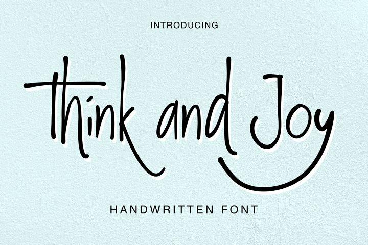 Think and Joy
