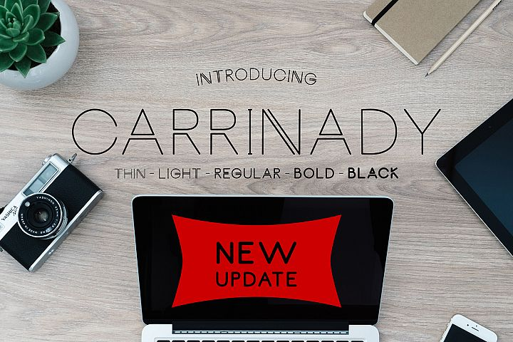 Carrinady Family - NEW UPDATE