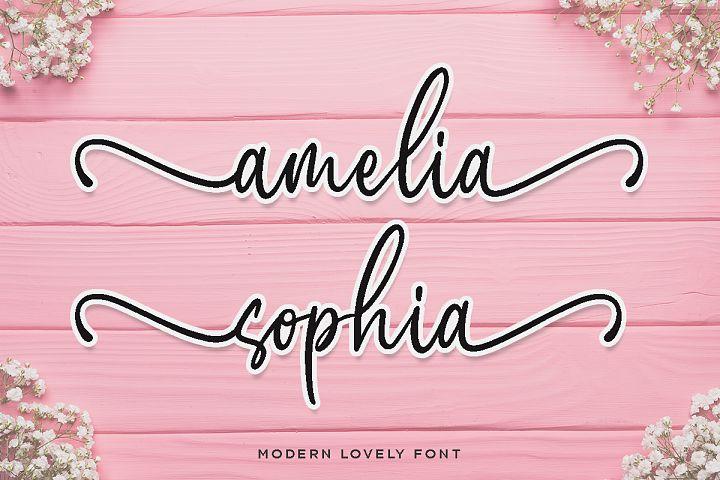 Amelia Sophia