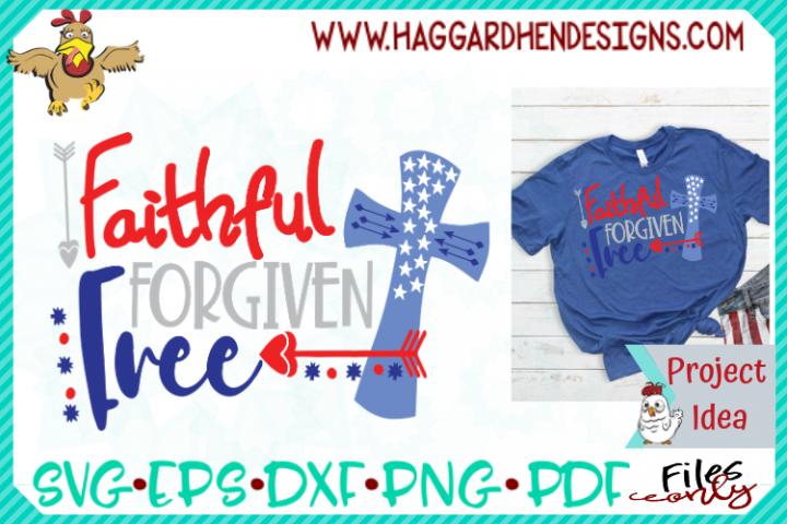 Faithful Forgiven Free