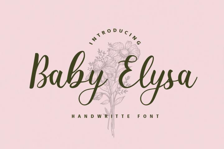 Baby Elysa