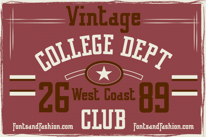 Vintage College Dept_Pure