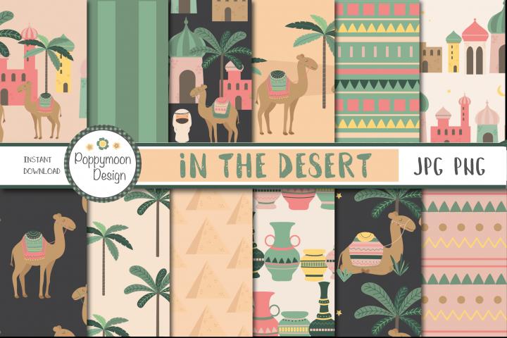 In the Desert paper