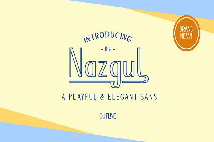 Nazgul Outline