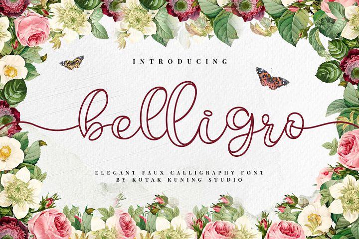 Belligro Script