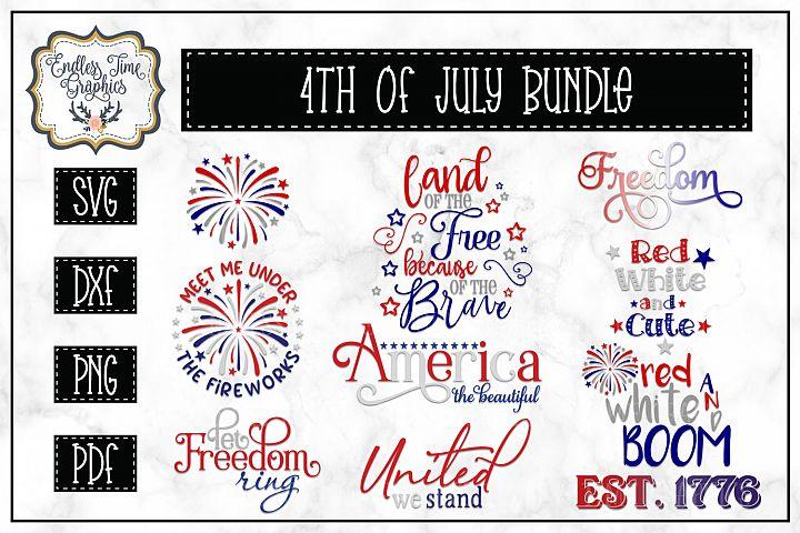 4th of July Bundle