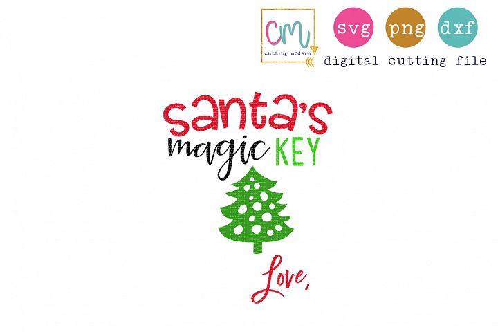 Santas Magic Key