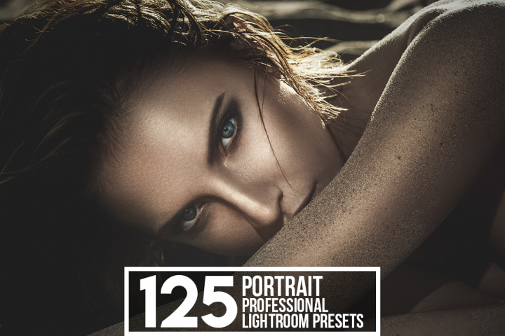 550 Portrait Lightroom Presets