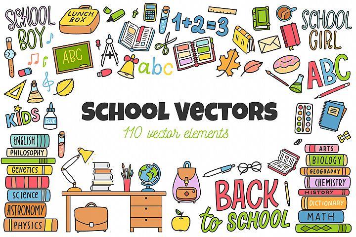 School Vectors