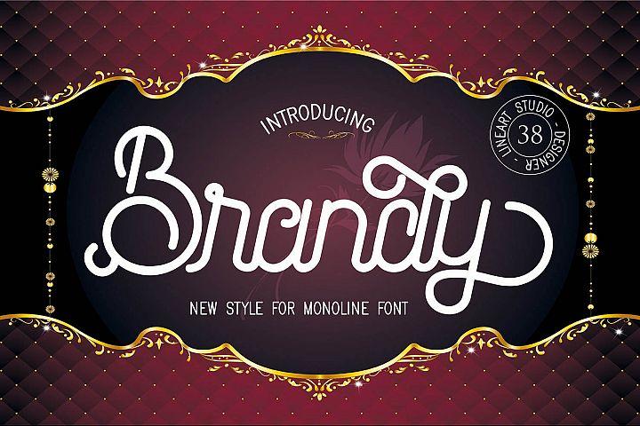 Brandy Monoline Duo