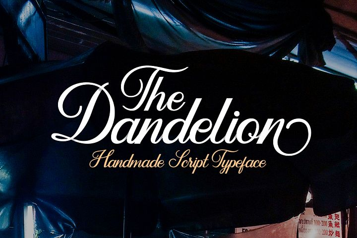 Dandelion Script