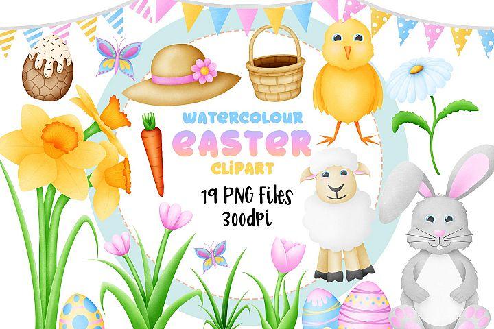 Easter Clipart Set 1