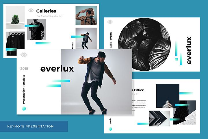 Everlux Keynote Presentation Template