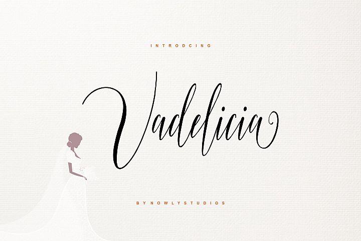 Vadelicia Script