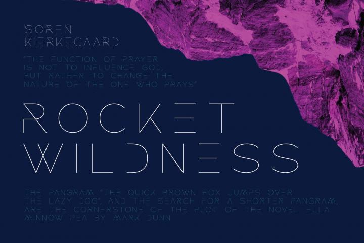 ROCKET WILDNESS