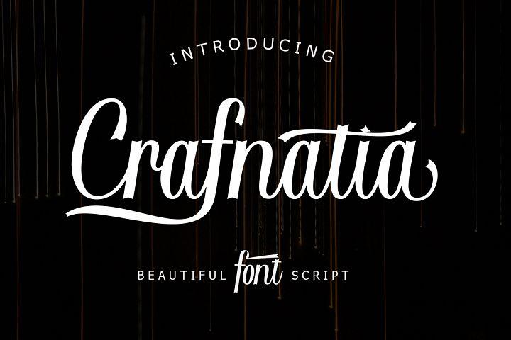 Crafnatia Script