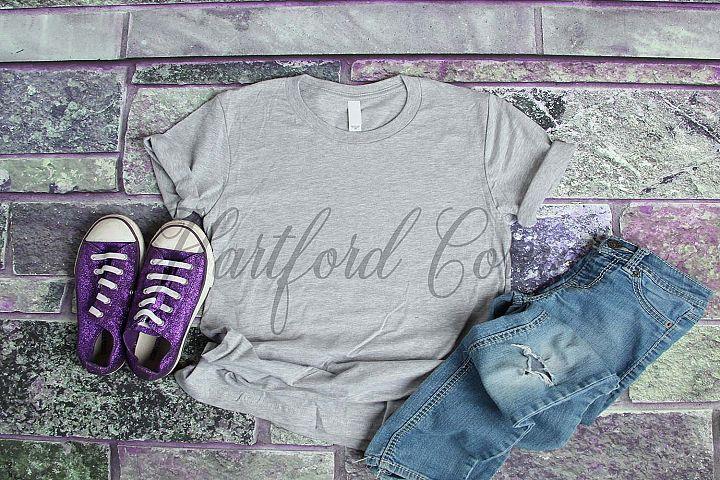 Tshirt Mockup PSD Photoshop Mockup
