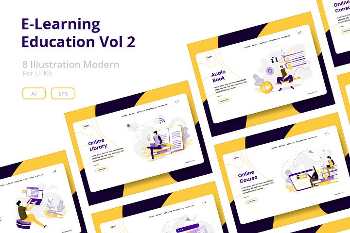 E-Learning Education vol 2