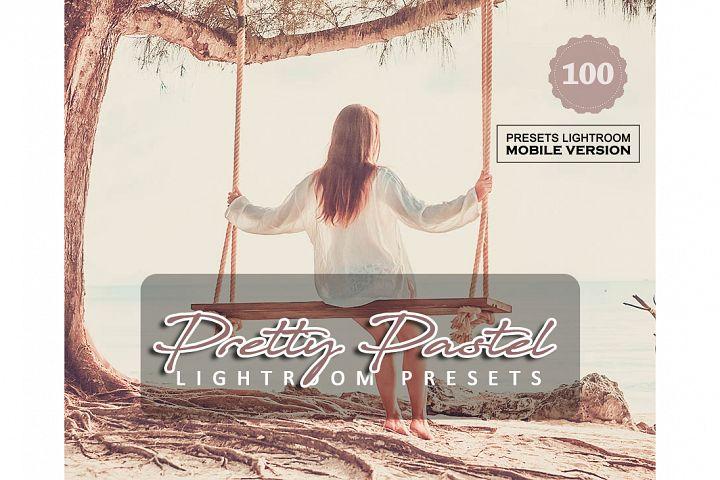 Pretty Pastel Lightroom Mobile Presets