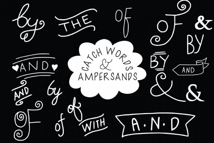 Catchwords & Ampersands