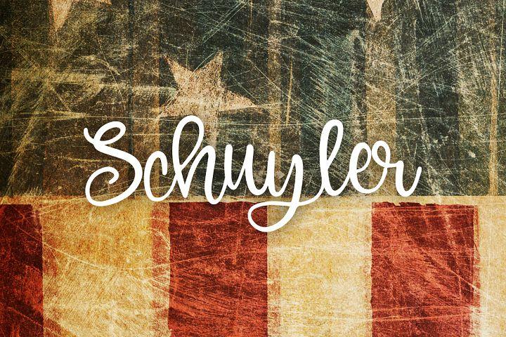 Schuyler