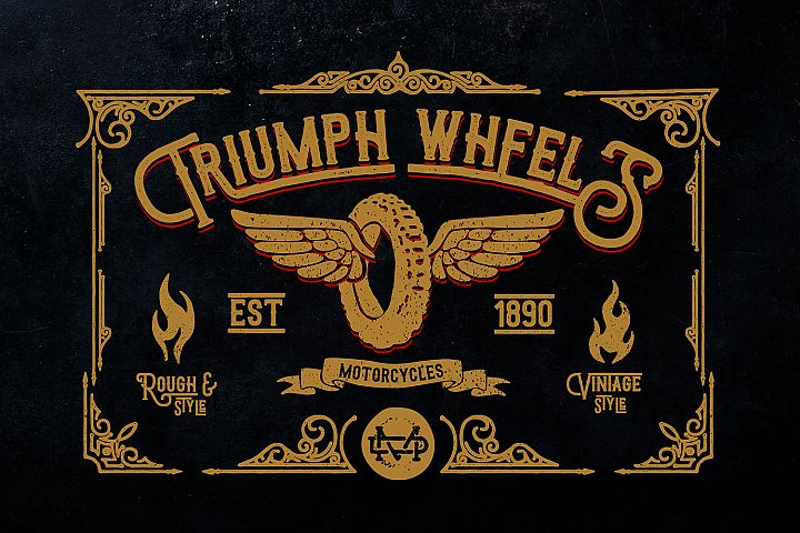 Triumph Wheels  Bonus