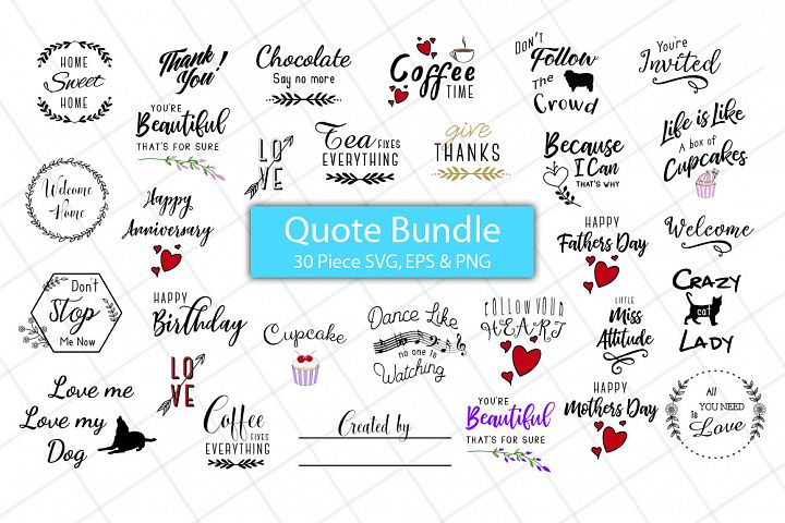 Quote Bundle