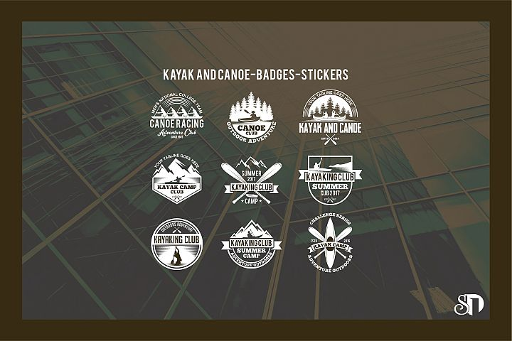 Canoe and Kayak Club Badge